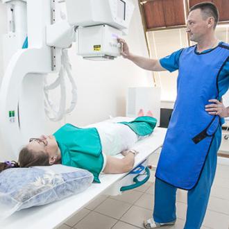 Рентген крестцово поясничного отдела